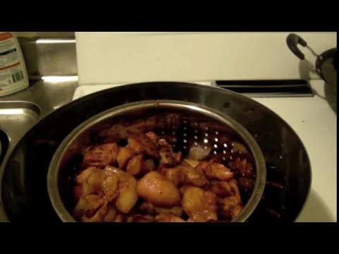 Receta de como preparar chicharrón prensado