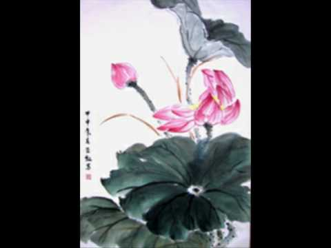 America's Chinese painter - Ms. Yahong Shen