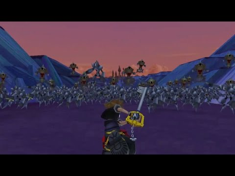 KINGDOM HEARTS HD 1.5 + 2.5 ReMIX — Fight the Darkness Trailer