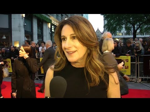 Enough Said UK Premiere Interview With Director Nicole Holofcener