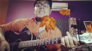 Bahudore || Imran || Guitar cover by Ankit Shath || With Guitar Chords ||