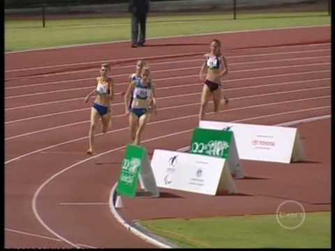 2010 Australian Athletics Championships - Women&#039;s 1500m