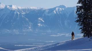 Ski at Kimberley Alpine Resort in BC
