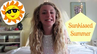 Sunkissed Summer Tag
