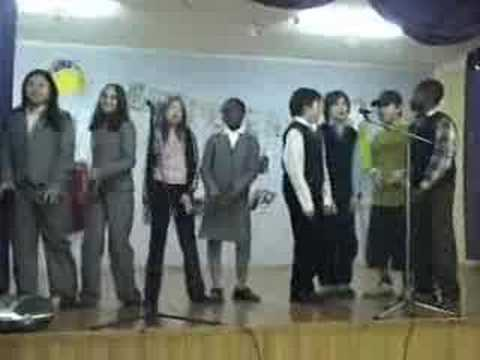 meridian international school song competition 6c 08.11.07