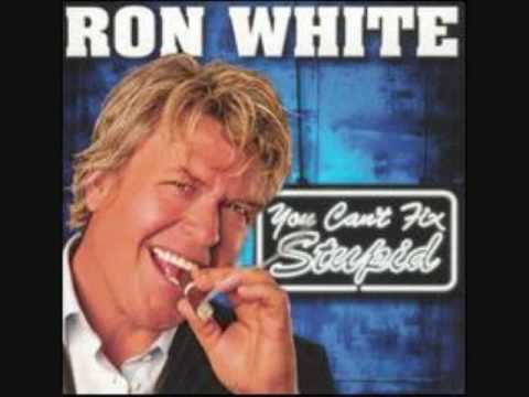 Ron White Squirrel Man