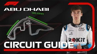 George Russell's Guide To Yas Marina | 2019 Abu Dhabi Grand Prix