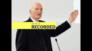 Constitutional Court holds a special sitting in honour of Justice Edwin Cameron