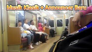 Download Lagu Musik Klasik + Announcer baru di KRL Commuter Line Gratis STAFABAND