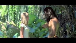 Tarzan 3D Official Full Length Trailer 2013   Kellan Lutz Movie HD cut