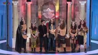 Video clip ƠN GIỜI CẬU ĐÂY RỒI! - TẬP 8 - FULL HD (29/11/2014)