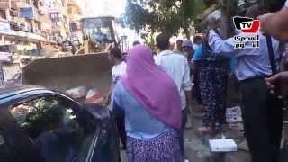 محافظ القاهرة يقود حملة لإزالة الإشغالات بحلمية الزيتون ثالث أيام عيد الفطر