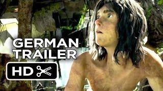Tarzan 3D German Trailer (2013) - Kellan Lutz Animated Movie HD