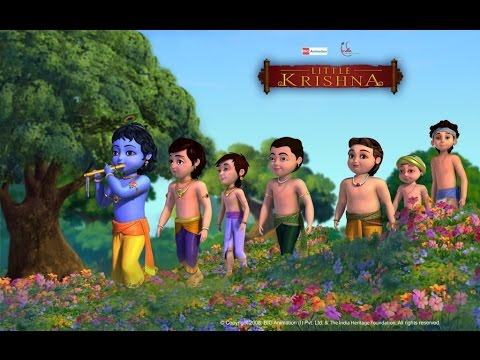 Little Krishna Tamil - Episode 4 Enchanted Picnic video