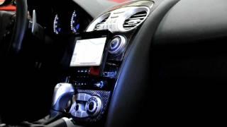 SLR Mclaren Navigation System
