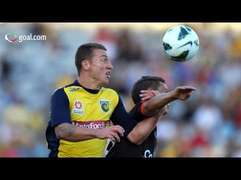Central Coast Mariners vs Brisbane Roar