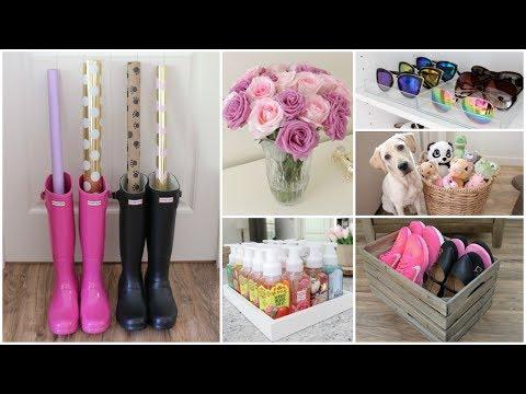 Home Storage And Organization Ideas