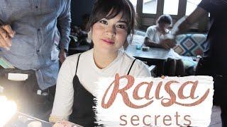Download Lagu Rapid Fire Questions: Raisa Reveals Her Secret - Behind the Scenes COTTONINK x RAISA Gratis STAFABAND