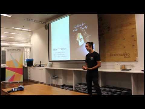 Mike O'Hanlon - Morning Startup