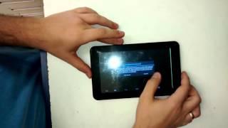 Tablet DL 3503 - Hard Reset - Desbloquear - Resetar