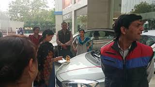 Tata Tiago launching at Ashok auto Agra
