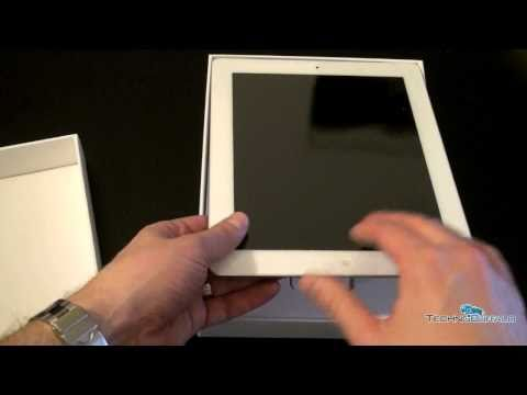 iPad 2 Unboxing!