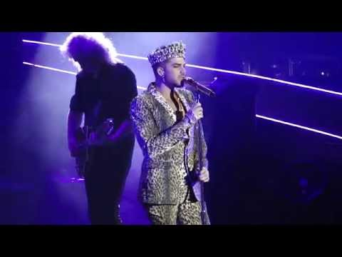 Queen + Adam Lambert WE ARE THE CHAMPIONS Madison Square Garden NYC (New York)