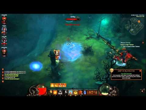 Diablo 3 PVP 1.07 More PVP 1080p