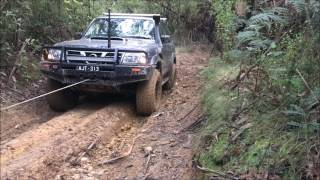 Otways 4WD Adventure June 2017
