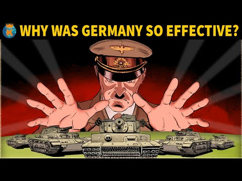 Why was the German Army so Effective in World War 2?