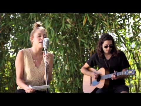 "Miley Cyrus - The Backyard Sessions - ""Lilac Wine"""