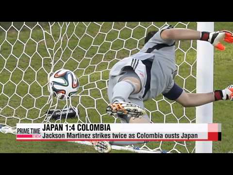 World Cup: Japan vs. Colombia