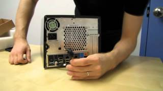 Shuttle XPC X79 LGA2011 Barebones PC Kit Unboxing & First Look Linus Tech Tips