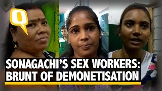 The Quint: No Sex, No Money: Chronicles Of Sex Workers After Demonetisation