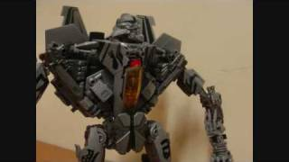 Transformers Hunt for Decepticons Leader Class Starscream in Stop Motion