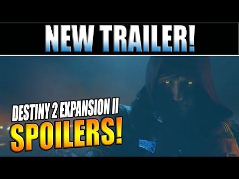 Destiny 2 News | [SPOILERS!] E3 Reveals New Forsaken Trailer & Possibility of Returning Worlds! thumbnail