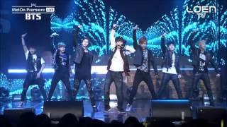 BTS 방탄소년단 - Jump+상남자 (Boy In Luv) [MelOn Premier Live_140211] (Talk Cut ver.)【1080p HD/HQ】