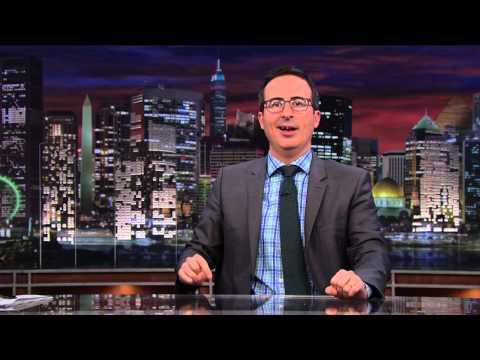 #WeGotThoseGeckos: Last Week Tonight with John Oliver (Web Exclusive)