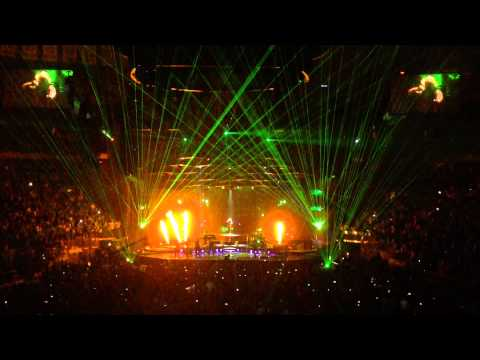 Bruno Mars - Gorilla - Madison Square Garden - July 14, 2014