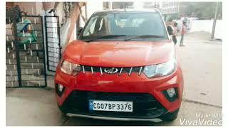 Kuv car on rent in bhilai