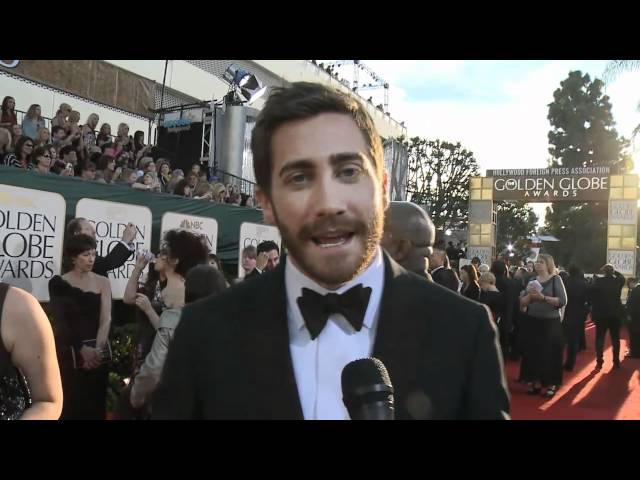 Golden Globes Red Carpet Interviews: Jake Gyllenhaal, Helena Bonham Carter, Heather Morris
