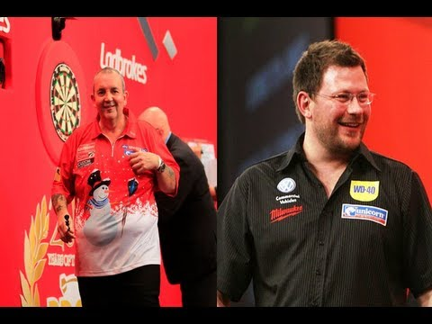Premier League Of Darts 2013 - Week 14 - Taylor VS Wade