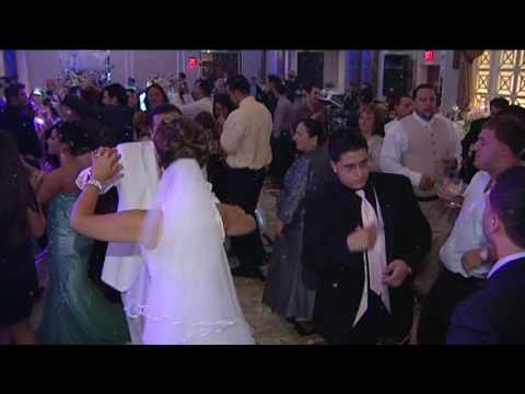 Albanian Wedding: Madrit & Ajshe Club Scene 2