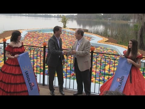Florida Pool and Oriental Gardens reopen at Legoland Florida's Cypress Gardens