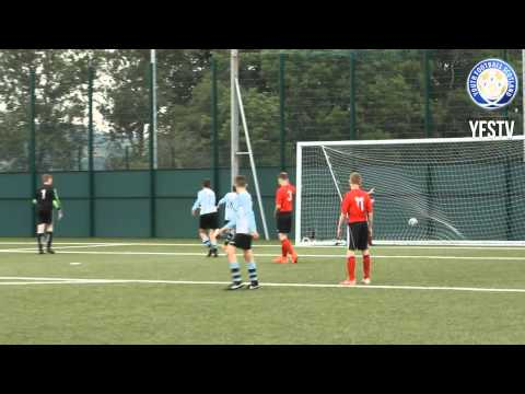 Scottish Youth Champions League 2014 - Goals