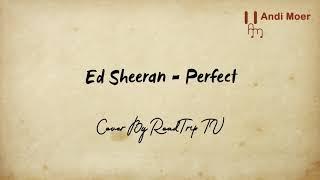 Ed Sheeran-perfect Animasi  terjemahan bahasa indonesia