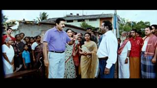 Collector - Malayalam Movie | Collector Malayalam Movie | Suresh Gopi Solves Water Problem