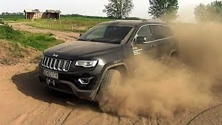Jeep Grand Cherokee - off road polygon ride