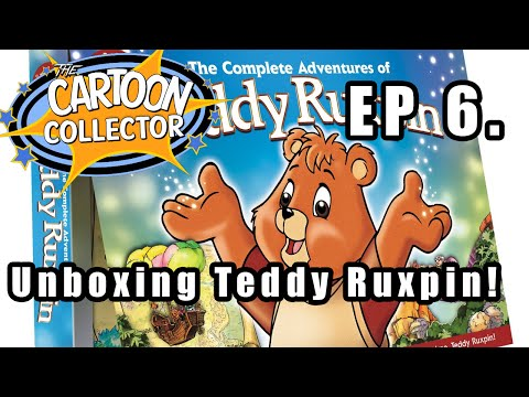 Episode 6 - Unboxing Teddy Ruxpin Collection