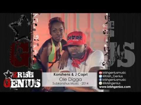 Konshens & J Capri – Ole Digga – Subkonshus Music · 2014   Reggae, Dancehall, Bashment